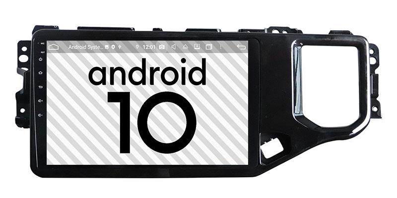 Chery Tiggo 4 5X 2017-2021 android 10.0 autoradio