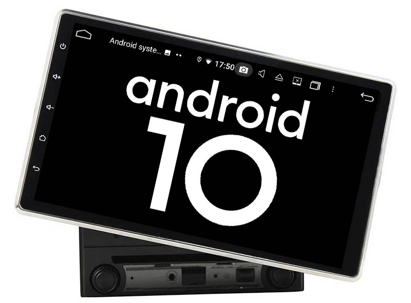 10.1 android 10.0 2 din
