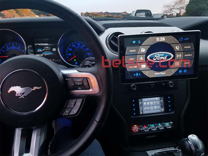 10.1 android 9.0 car stereo