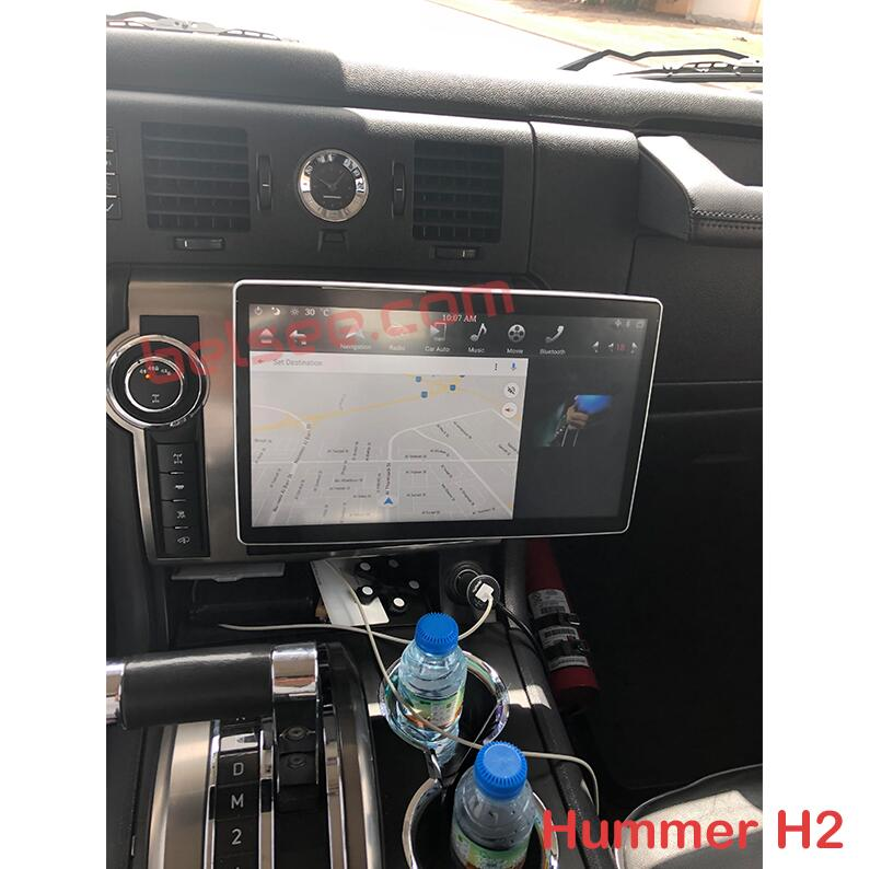 12.8 inch android head unit