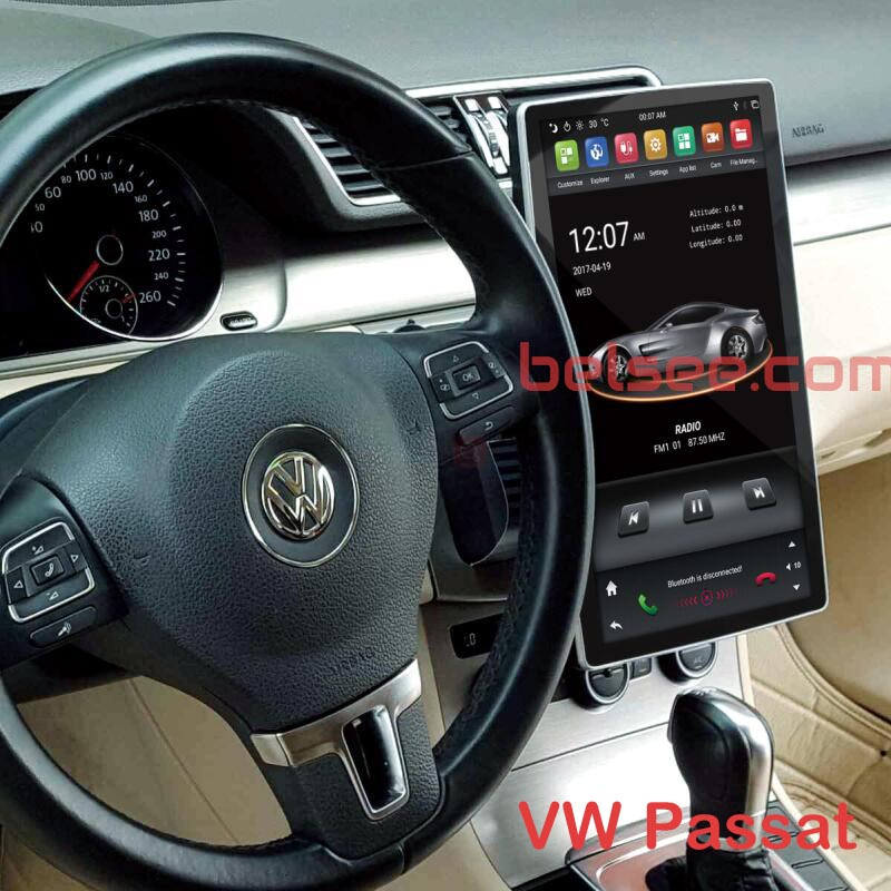12.8 android head unit