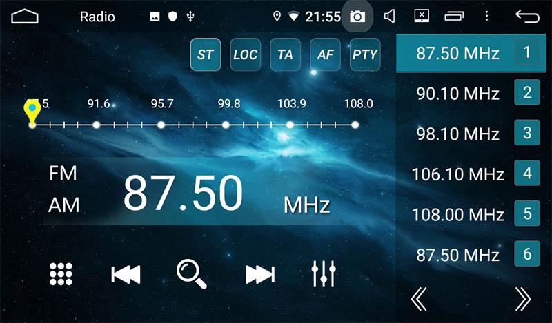android radio