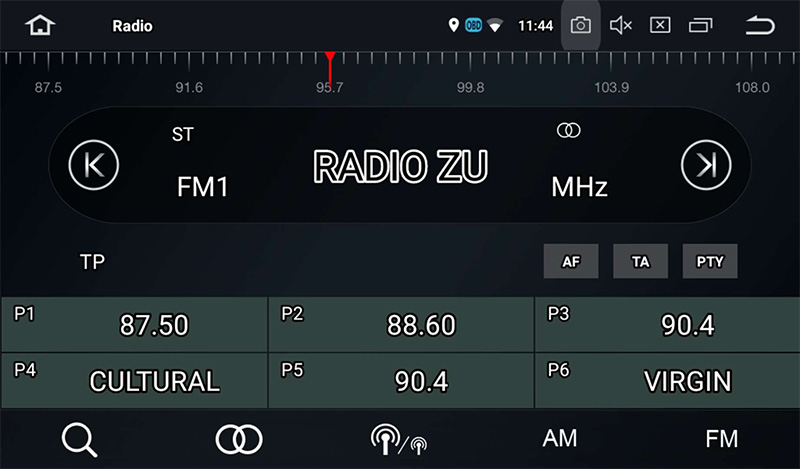 android radio