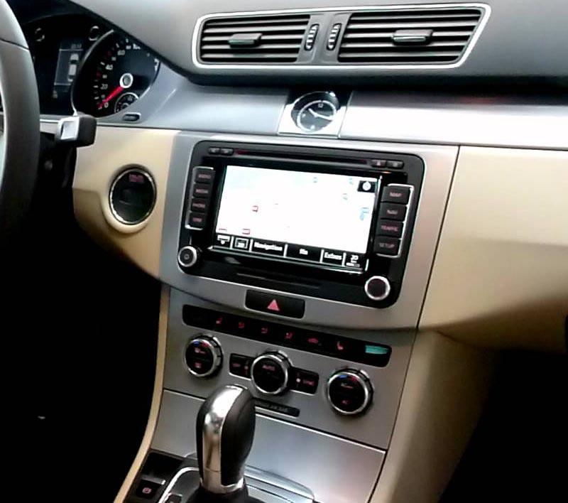 2012-2017 VW Volkswagen CC Passat factory radio