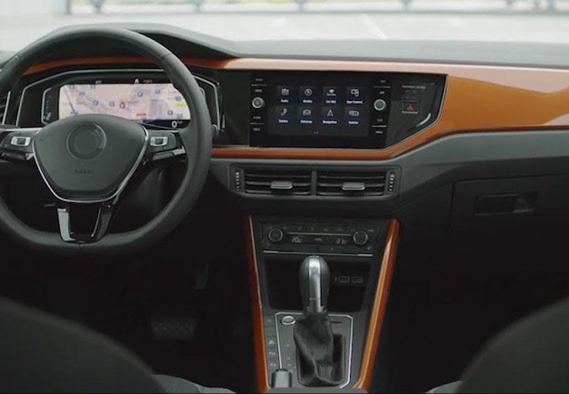 2018 2019 2020 VW Volkswagen Universal Polo Tiguan Jetta Atlas Golf T-Rocfactory radio