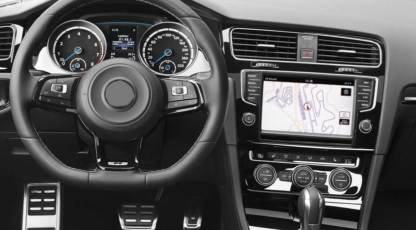 Volkswagen Golf MK7 2012-2019 factory radio