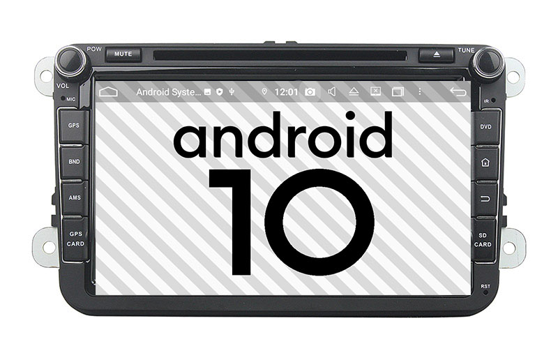 Volkswagen Universal android 10.0 autoradio