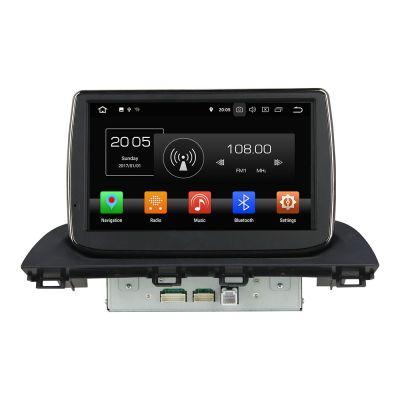 Belsee Mazda 3 Axela 2013 2014 Stereo Replacement Android 8.0 Oreo Auto 9