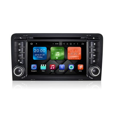 Belsee Audi A3 Head Unit DAB+ Radio Android 8.0 Oreo Octa Core PX5 Ram 4GB Rom 32GB Stereo Upgrade 7