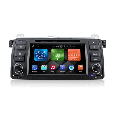bmw e46 radio navi autoradio android head unit gps. Black Bedroom Furniture Sets. Home Design Ideas