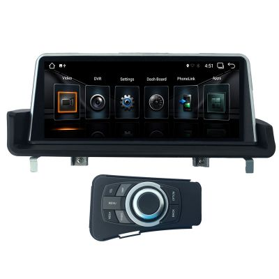 Belsee 10.25 Inch IPS Touch Screen Android 8.1 Oreo Radio Replacement Head Unit for BMW 3 Series E90 E91 E92 E93 2005-2012 With iDrive Car Stereo Upgrade Navigation System Multimedia Player Hexa-core PX6 Ram 2GB Rom 32GB Wifi Apple Carplay Android Auto
