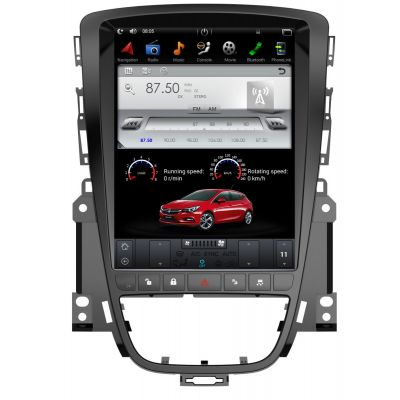 Belsee Android 7.1 Nougat Tesla Style Vertical 10.4 inch  IPS Touch Screen Radio Stereo Head Unit for Buick Excelle 2010 2011 2012 2013 2014 GPS Navigation Multimedia Player System Bluetooth Wifi Android Auto Carplay PX3 Quad Core Ram 2GB Rom 32GB