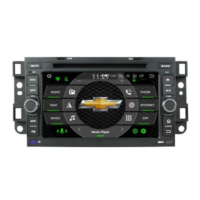 Belsee Aftermarket Chevrolet Chevy Aveo Epica Captiva 2004-2012 Android 8.0 Oreo Head Unit Double 2 Din 7