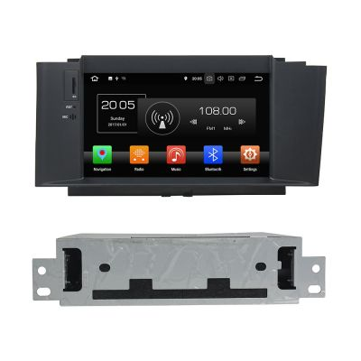 Belsee Best Aftermarket Android 8.0 Auto Head Unit for Citroen C4 2012 2013 2014 In Dash Car GPS Navigation System 7