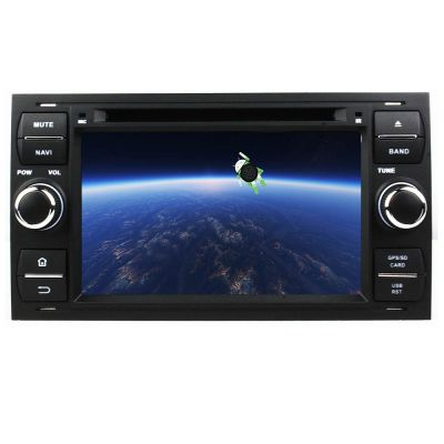Belsee Best Aftermarket Android 8.0 Oreo Autoradio Head Unit Double 2 din Car DVD Player Radio for Ford Focus Connect S-MAX C-MAX Fiesta Galaxy Mondeo  Fusion Kuga Transit Octa Core PX5 Ram 4GB Rom 32GB GPS Navi Wifi Bluetooth Radio Steering Wheel Control