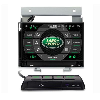 Land Rover Radio Android Car Radio