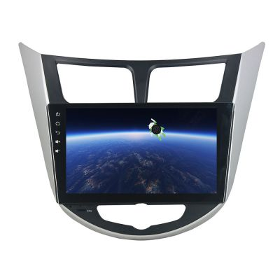 Belsee Best Aftermarket Hyundai Verna Accent Solaris i25 2011-2016 Stereo Radio Replacement Sound Music System 9