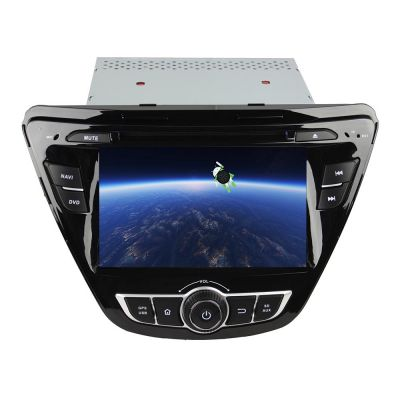Belsee Best 2014 2015 2016 Hyundai Elantra Navigation System Android 8.0 Oreo Double 2 Din Auto Head Unit Stereo Upgrade 7