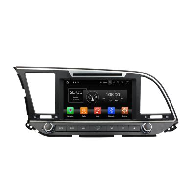 Belsee Best Aftermarket Android 8.0 Oreo Auto Head Unit 2016 2017 2018 Hyundai Elantra Stereo Upgrade 10.1