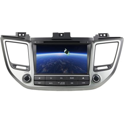 Belsee Aftermarket Stereo Radio Upgrade Octa Core 32GB ROM 4GB RAM 3G 4G WIFI Android 8.0 Auto Double 2 Din Head Unit DAB+ SWC Car DVD CD Video Player for Hyundai Tucson IX35 2015-2017 Octa Core PX5 8