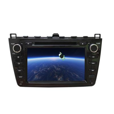 Belsee Best Aftermarket Car Audio System Stereo Upgrade Mazda 6 Ruiyi Ultra 2008-2012 Radio Replacement Android 8.0 Oreo Auto Head Unit 8