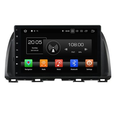 Belsee Aftermarket Stereo Mazda CX-5 2013 2014 2015 Android 8.0 Oreo Head Unit 10.1