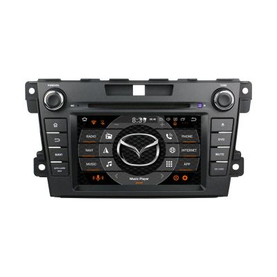 Belsee Aftermarket Radio Mazda CX7 CX-7 2007-2015 GPS Navigation System Android 8.0 Oreo Auto Double din Head Unit 7