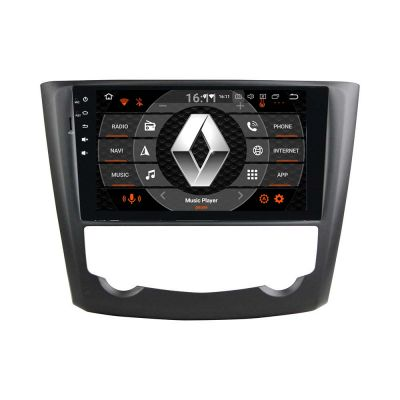 Belsee Aftermarket Android 9.0 Pie Auto Radio Replacement Stereo Upgrade Car Head Unit for Renault Kadjar 2015 2016 2017 2018  9 Inch IPS Touch Screen GPS Navigation Audio Multimedia System Octa Core PX5 Ram 4GB Rom 64GB Apple Carplay Android Auto DAB+