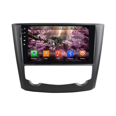 Belsee Aftermarket Android 8.0 Oreo Autoradio Car Head Unit GPS Navigation Audio System for Renault Kadjar 2015 2016 2017 9 inch Touch Dual iPS Screen Dab+ Stereo Video Player Multimedia Entertainment Octa Core PX5 Ram 4GB Rom 32GB OBD2 TPMS Carplay Wifi
