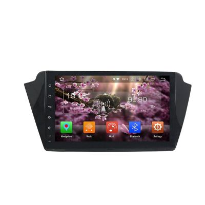 Belsee Aftermarket Skoda Fabia 2015 2016 2017 Radio Car Stereo Android 8.0 Oreo Auto Head Unit GPS Navigation System Audio Video 4K Player 10.1 inch Touch Dual IPS Screen Single 1 Din Octa Core PX5 Ram 4GB Rom 32GB Carplay Mirror Link Wifi Bluetooth TPMS