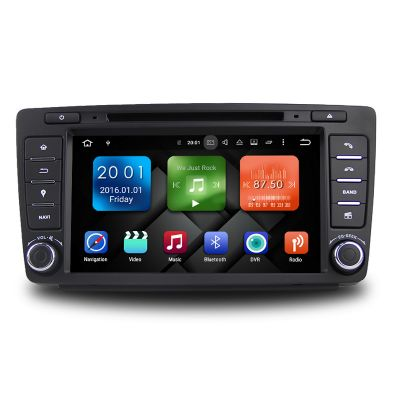skoda stereo android 8 0 car stereo. Black Bedroom Furniture Sets. Home Design Ideas