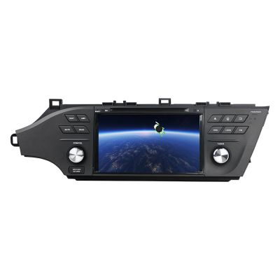 Belsee Toyota Avalon 2013-2016 Aftermarket Stereo Radio Replacement Android 8.0 Oreo Auto Head unit 8 Inch Touch Dual IPS Screen In Dash GPS Navigation System Audio Video Octa Core PX5 Ram 4GB Rom 32GB support Carplay Wifi Bluetooth DAB+ OBD2 DVD Player