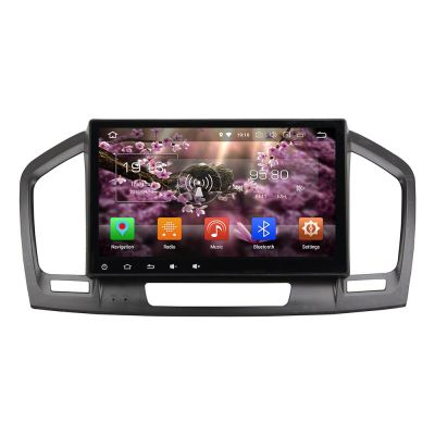 Belsee Aftermarket 9 inch IPS Touch Screen Android 8.0 Oreo Head Unit Autoradio Auto Stereo for Opel Vauxhall Insignia 2009 2010 2011 2012 In Dash Car GPS Navigation System Octa Core PX5 Ram 4GB Rom 32GB Radio Multimedia Video Player support Apple Carplay