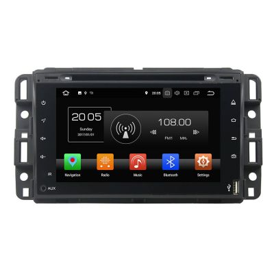 Belsee Best Aftermarket Android 8.0 Oreo Head Unit  Car Radio for GMC Yukon Denali Chevrolet Chevy Tahoe 7